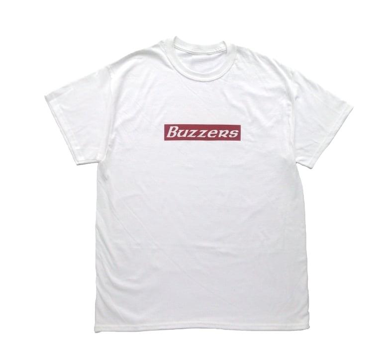 Image of Buzzers Classic Logo Tee