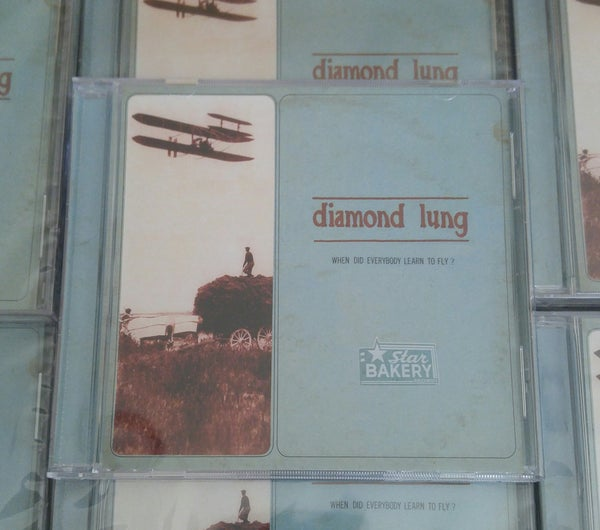 """Image of Diamond Lung """"When Did Everybody Learn To Fly?"""""""