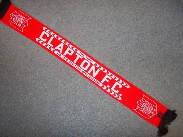 Image of Clapton FC Scarf