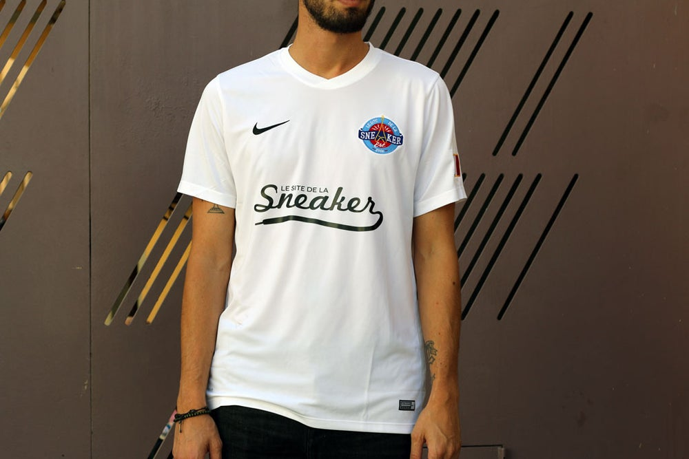 Image of LSDLS White Jersey