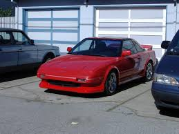 Image of 1984-1989 MR2 MK1 AW11 Buddy Club Front Lip