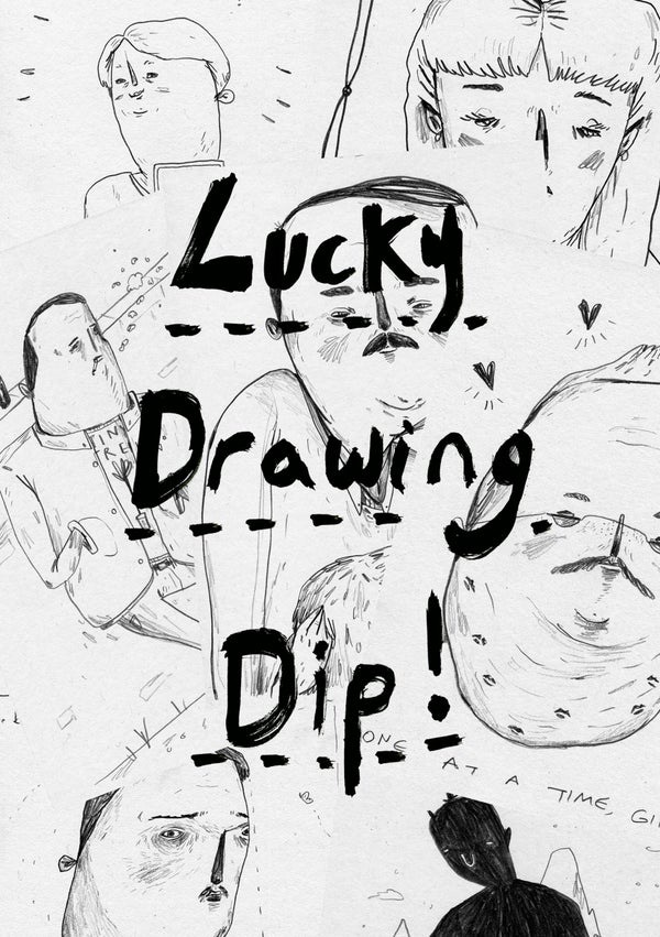 Image of The Lucky Drawing Dip!