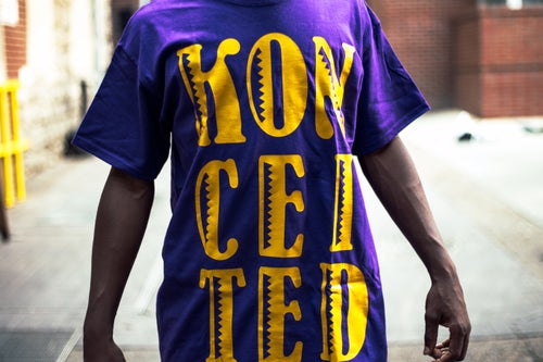Image of BIG KONCEITED Stacked T-Shirt