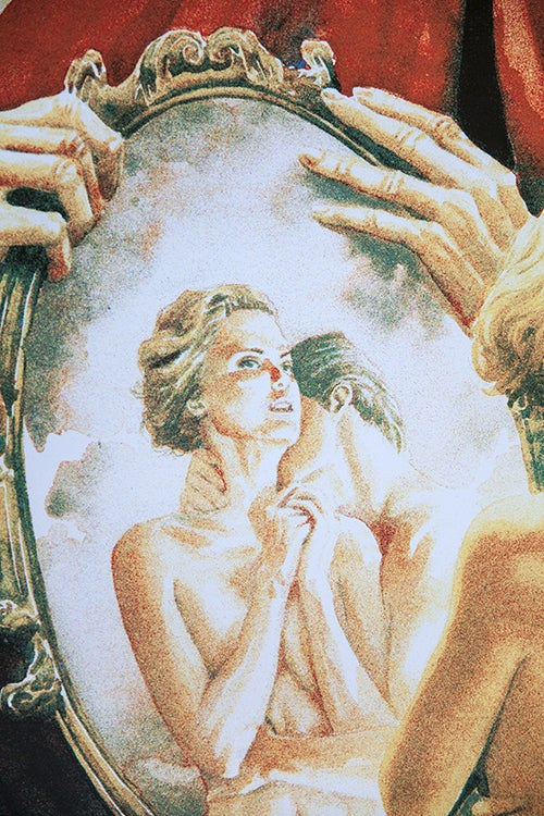 Image of 'Eyes Wide Shut' Limited Edition of 8 - Sérigraphie / Screen Print (AP)