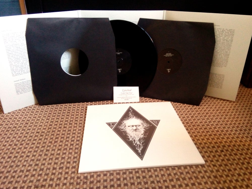 Image of 'Cold Old Fire' album - Double Vinyl 2nd edition