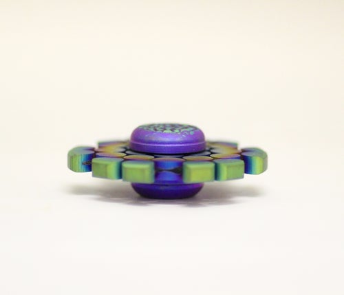 Image of Multi Colored Super Etch