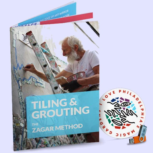 Image of Tiling & Grouting: The Zagar Method Pack