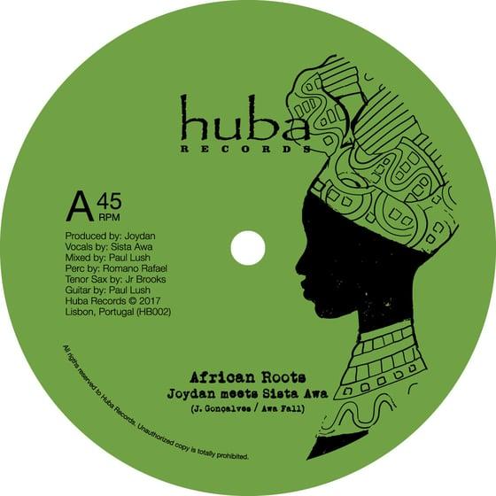 Image of 7'' Vinyl - ''African Roots'' Joydan meets Sista Awa