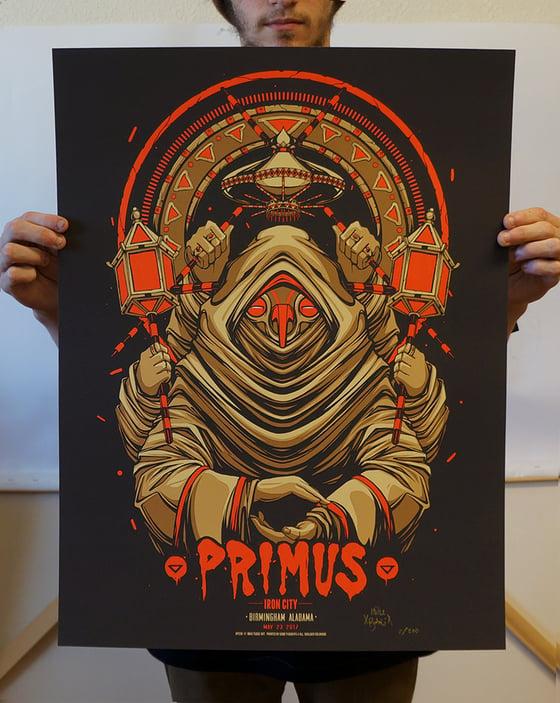 Image of Primus - Birmingham, AL