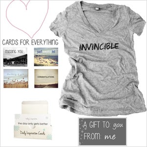 Image of The INVINCIBLE One- (for Ladies)