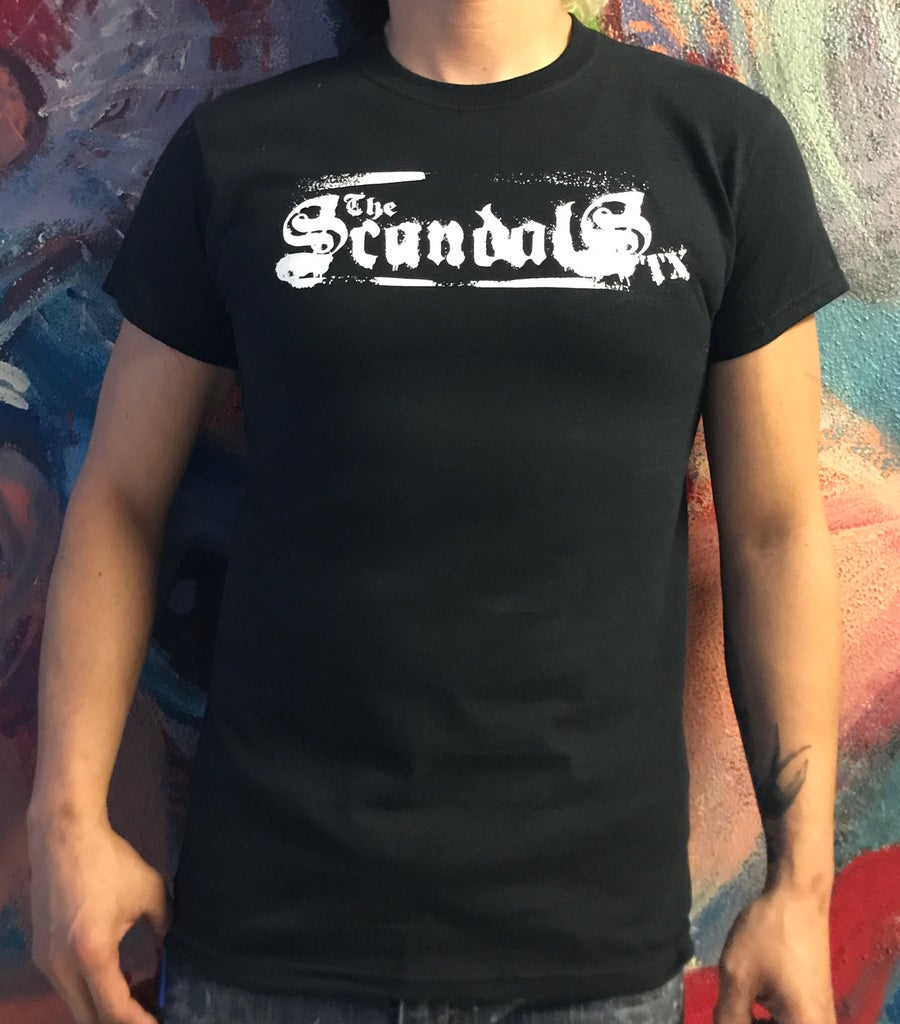 Image of The Scandals TX - Logo T-Shirt