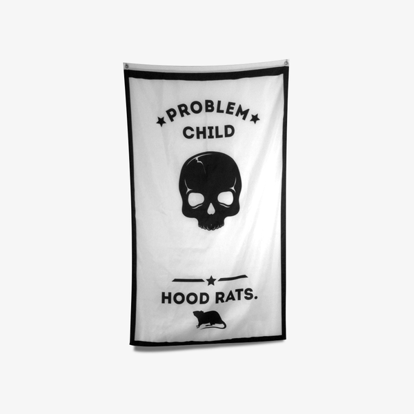 "Image of ""Problem Child"" Flag"