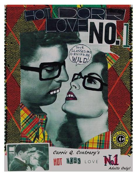 Image of Hot Dork Love No. 1