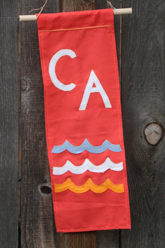 Image of CA Wave Flg1