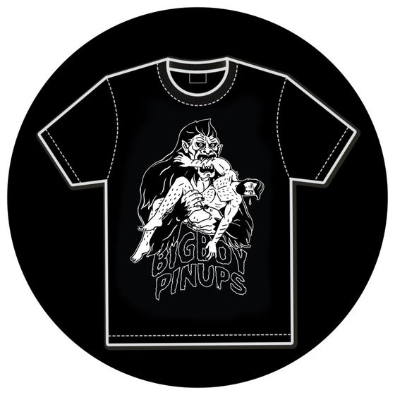 Image of Gorilla T in black