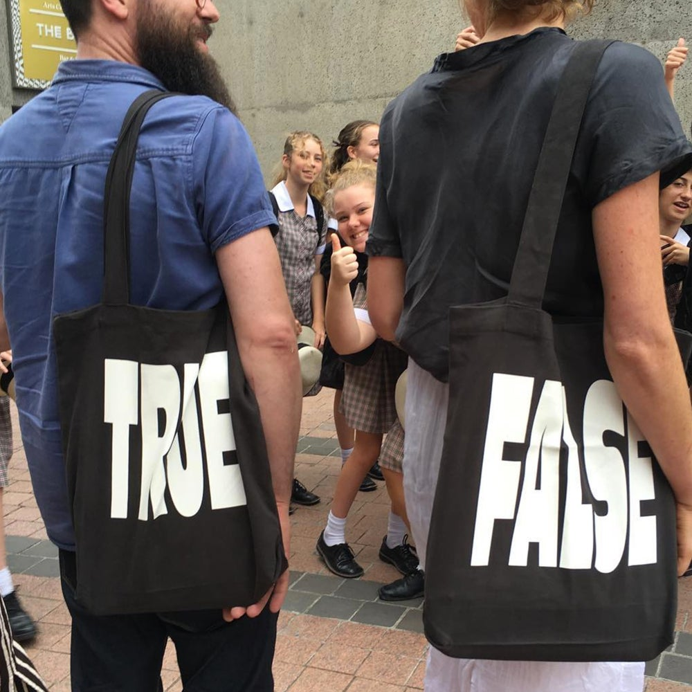 Image of True / False Tote