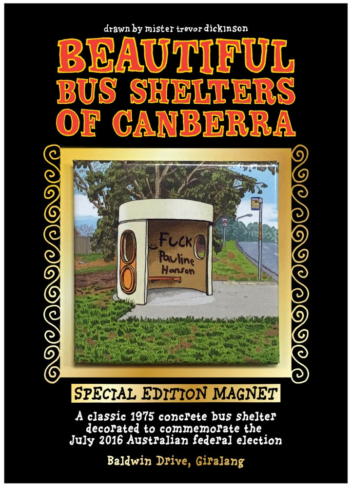 Image of Special Edition Fridge Magnet
