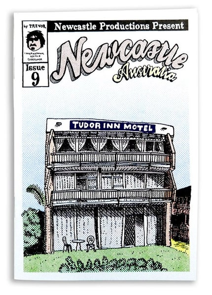 Image of Newcastle Australia Zine - Issue 9 - free postage!
