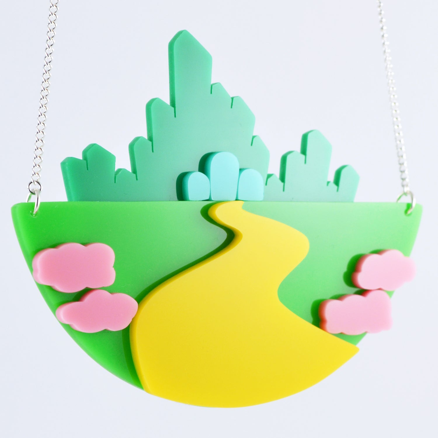 Image of Yellow Brick Road Necklace