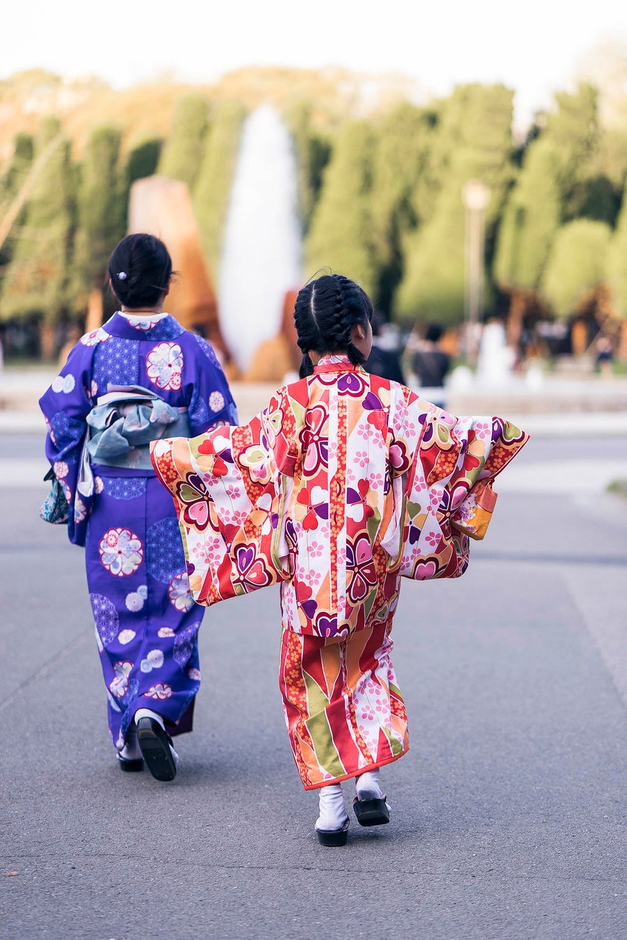 Image of THE KIMONOS 1