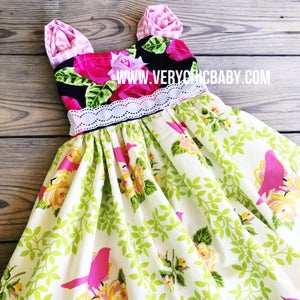 Image of Hello Birdie Dress