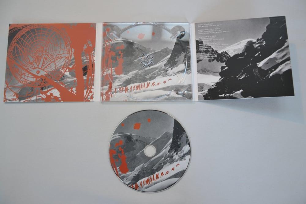Image of A LONG, ETERNAL FALL, CD DIGIPACK