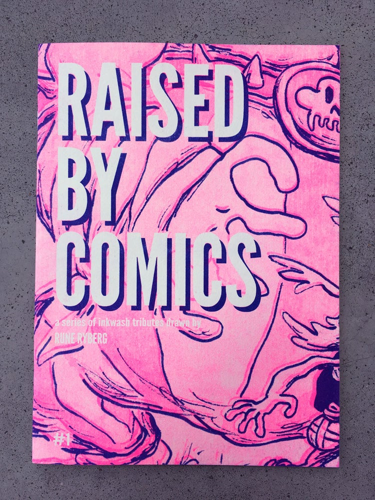 Image of Raised by Comics