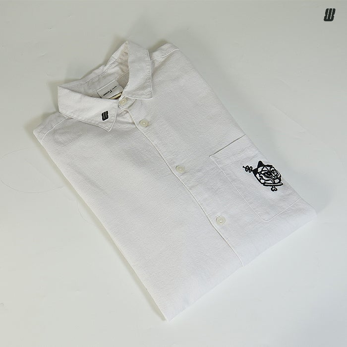 Image of MF Goon Squad Long Sleeve Button Down Shirt