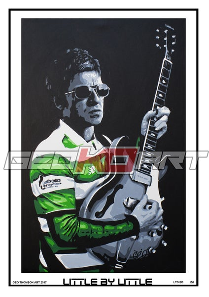 Image of NOEL GALLAGHER CELTIC