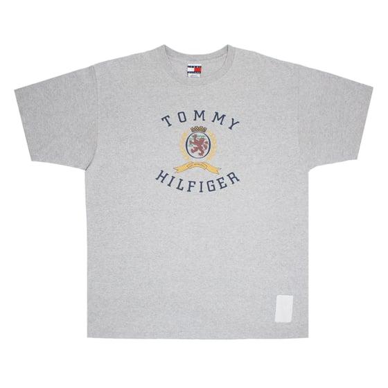 Image of Tommy Hilfiger Big Crest Logo Size XL
