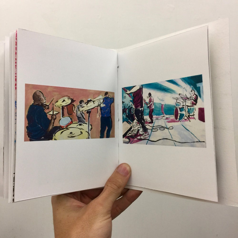 "Image of CTS VOL. 4 ""Drawing Noise"" with Chuy Hartman"
