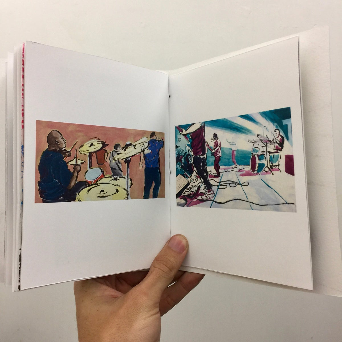 """Image of CTS VOL. 4 """"Drawing Noise"""" with Chuy Hartman"""