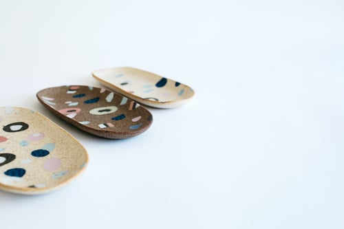 Image of Long All sorts Inlay Oval