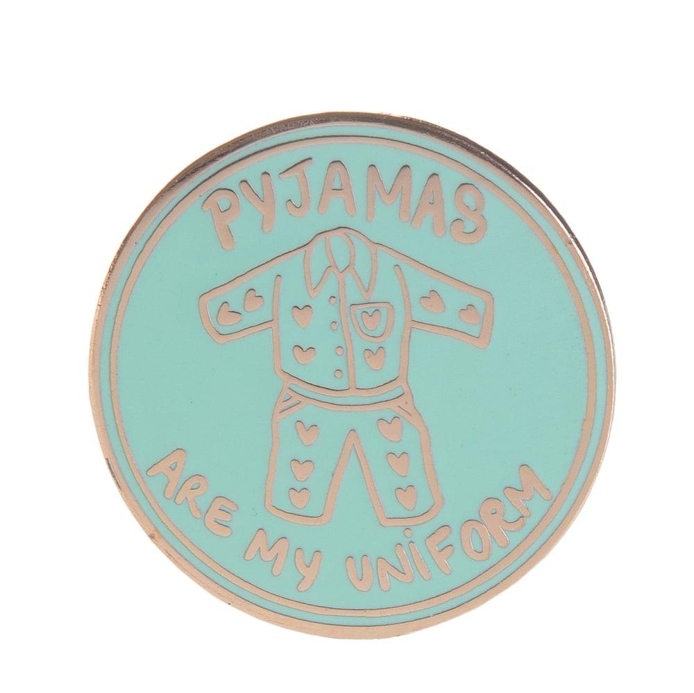 Image of Pyjamas Enamel Pin