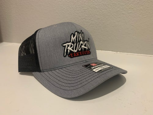 Image of Charcoal Trucker Hat