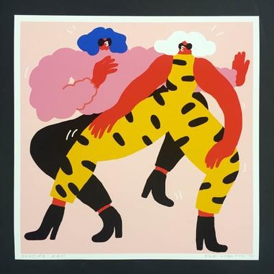 Image of Dancing Girls by Egle Zvirblyte