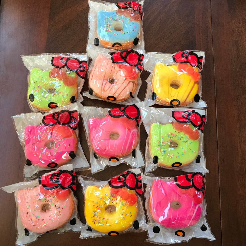 Image of Hello Kitty Donuts