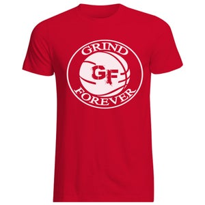 Image of EXCLUSIVE RED GRINDFOREVER TEE