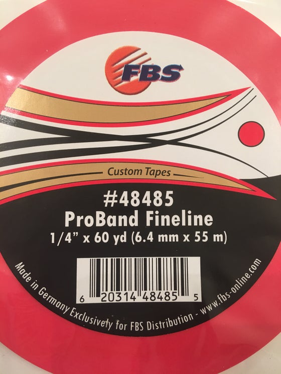Image of LA ROUGE FBS FINELINE TAPE 1/4