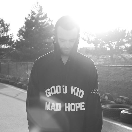 "Image of ""Good Kid Mad Hope"" Hood"