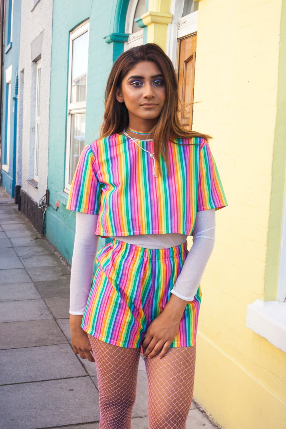 Image of Rainbow Co-ord