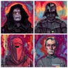 The Darkside Group Print