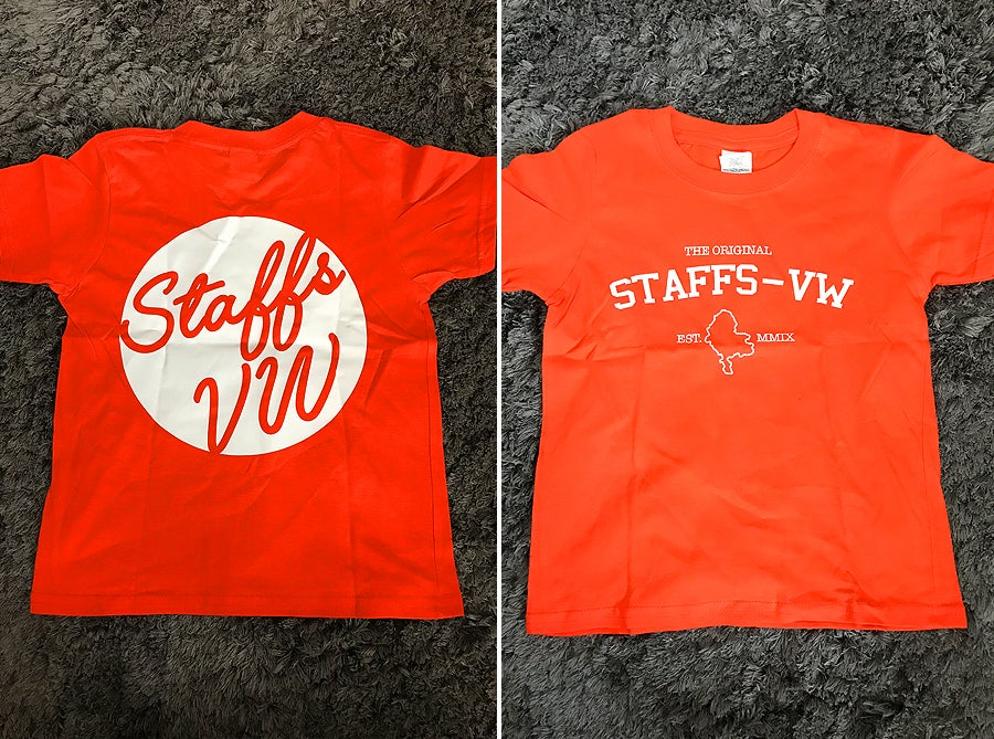 Image of Staffs-VW - Kids T shirt