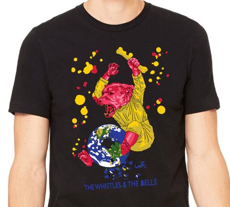 Image of Playing God T-shirt