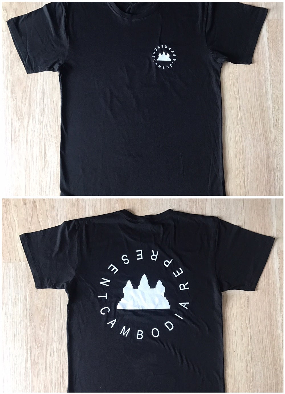 Image of Rep Cambodia Circle Tee