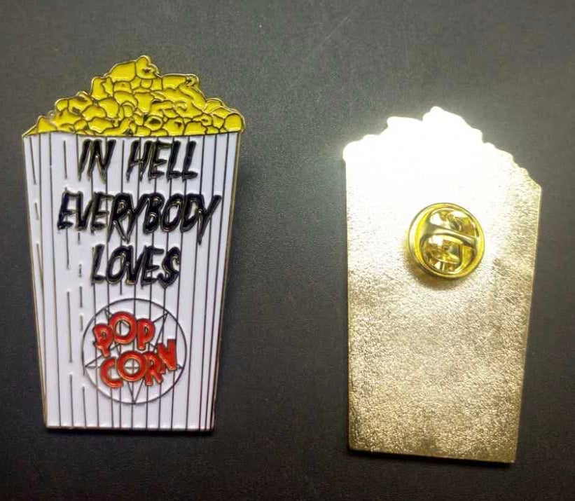 Image of Popcorn Pin