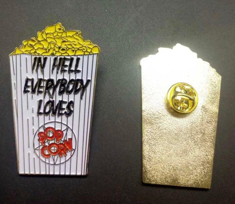 Image of Popcorn Pin