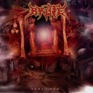 Image of Brute - Henchmen CD