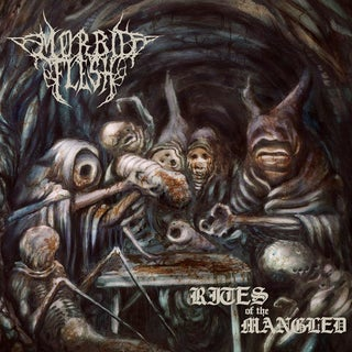 Image of Morbid Flesh - Rites Of The Mangled CD