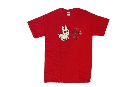 Image of The Stitch Up Rabbit T-Shirt